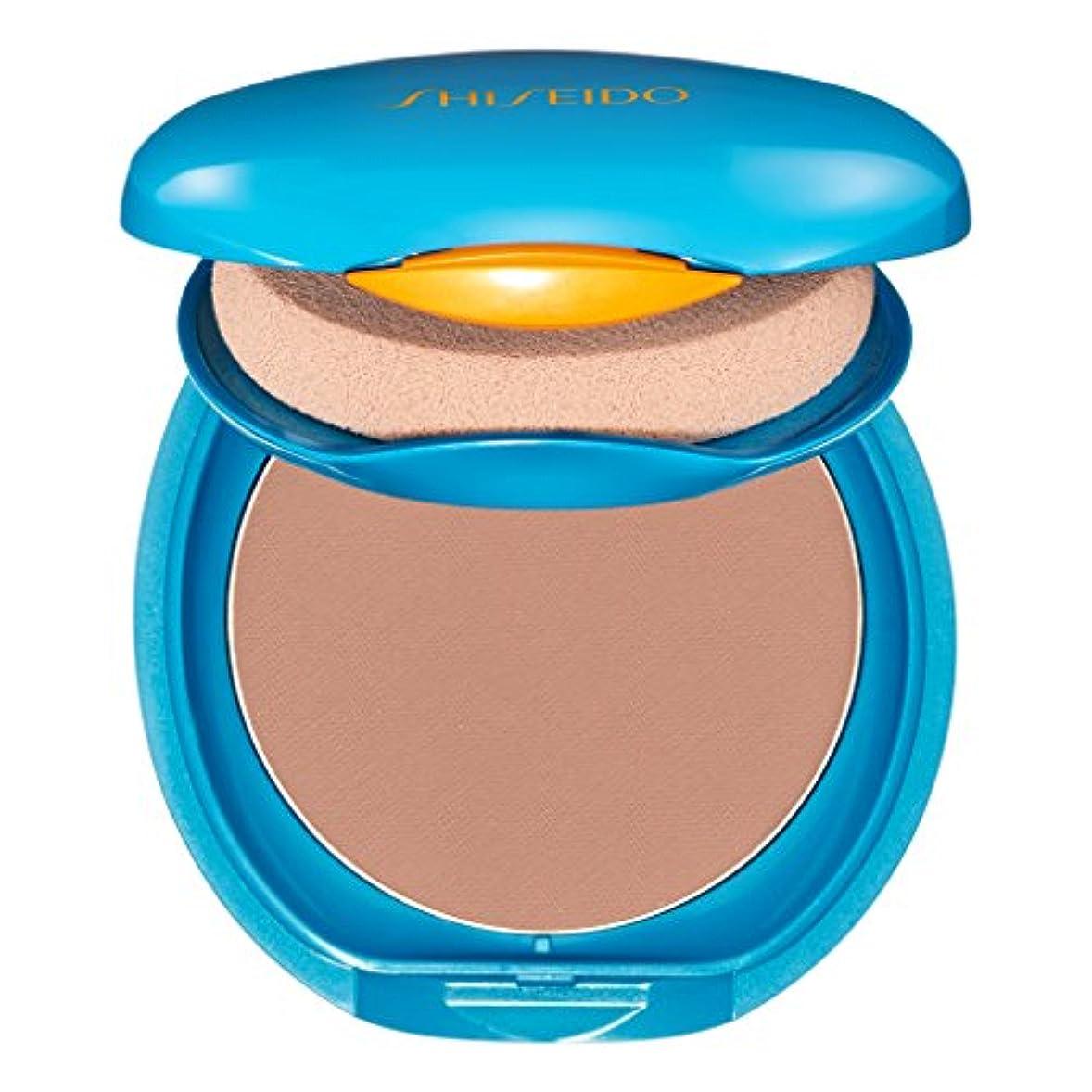 診療所記念貼り直す資生堂 UV Protective Compact Foundation SPF 36 Refill - # SP60 Medium Beige 12g/0.42oz並行輸入品