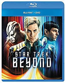 【Amazon.co.jp限定】スター・トレック BEYOND ブルーレイ DVDセット(オリジナル三方背付き)[Blu-ray]