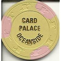 $ 1カードPalaceオーシャンサイドCaliforniaカジノチップObsolete