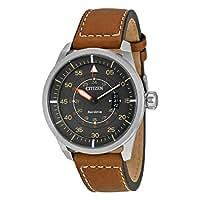 シチズン Citizen Men's AW1361-10H Sport Analog Display Japanese Quartz Brown Watch 男性 メンズ 腕時計 【並行輸入品】