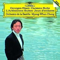 Bizet: Carmen Suite L'Arlesienne Su by Chung Myung-Whun (2011-05-11)
