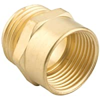 Gilmour 7MH7FP 3/4-Inch Brass Male Hose Connector [並行輸入品]