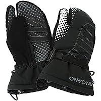 ONYONE オンヨネ スリーフィンガーグローブ メンズ レディース ONA96803 009(BLACK)