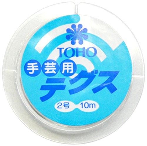 TOHO テグス2号 〈6-11-1〉 1BOX(5P入)