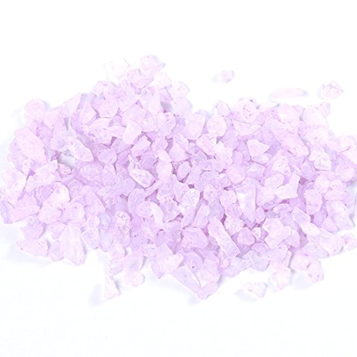 襟時間バンク夜光 パウダー 紫 パープル ホログラム 蓄光【ラインストーン77】