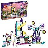 レゴ(LEGO) フレンズ マジカルかんらん車とスライダー 41689