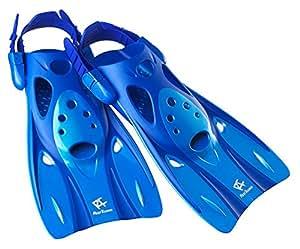 リーフツアラー フィン ストラップフィン RF0103 ブルー Sサイズ