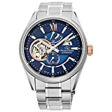 [ORIENT STAR] オリエントスター Moving Blue 700本 モデル モダンスケルトン RK-AV0116L 機械式 自動巻き 手巻き付 パワーリザーブ50時間 腕時計 メンズ