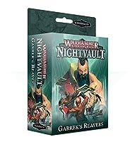 Games Workshop Warhammer Underworlds Nightvault: Garrek's Reavers [並行輸入品]