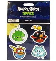 Angry Birds Space - Magnet Set - PIG FIREBOMB LIGHTNING & FROZEN GRANDPA PIG [並行輸入品]