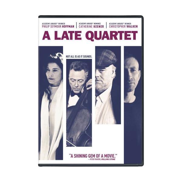A Late Quartet [DVD] [Im...の商品画像