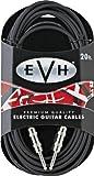 EVH VAN HALEN Premium Instrument Cable - 20ft(6.1m) エディ・ヴァン・ヘイレン シールド コード ケーブル ストレート プラグ  『並行輸入品』
