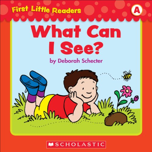 Download First Little Readers: What Can I See? (Level A) (English Edition) B00H9GUW1A