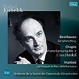 ベートーヴェン : 交響曲第5番 | ショパン : ピアノ協奏曲第2番 他 / ラファエル・クーベリック | パリ音楽院管弦楽団 (Beethoven: Symphony No. 5, Chopin: Piano Concerto No. 2 / Rafael Kubelik) [2CD] [STEREO] [国内プレス] [日本語帯・解説付]