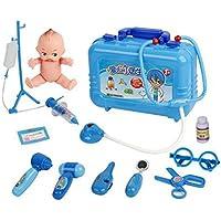 医者のおもちゃMedicine Cabinetセットfor Children Kids Doctorキット/ Role Play Game £¬ L