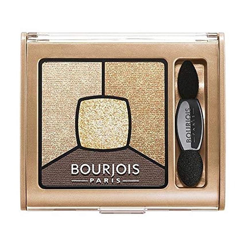 啓示代わって解明する[Bourjois ] ブルジョワスモーキー話クワッドアイシャドウ - ゴールド版 - Bourjois Smoky Stories Quad Eyeshadow - Gold Edition [並行輸入品]