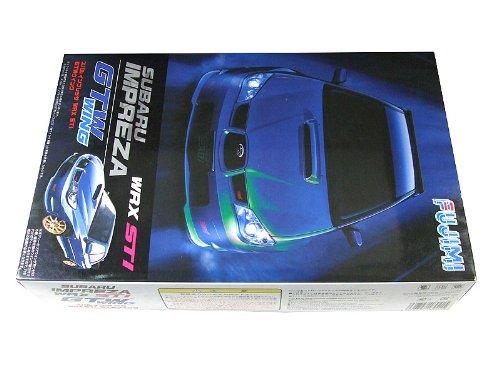 フジミ模型 1/24 GTWウイングシリーズ GTW14 インプレッサWRX Sti '05