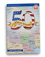 Bendon Reading Discovery Book Level 3-50 Great States - Grades 2-4 [並行輸入品]