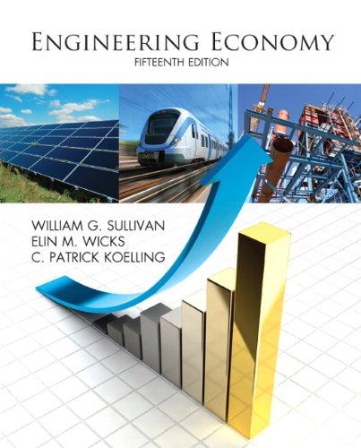 Download Engineering Economy 0132554909