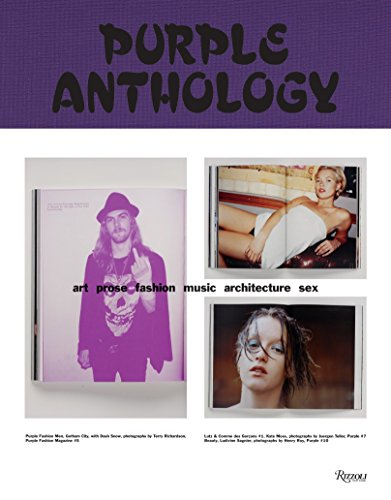 Purple Anthology: Art Prose Fashion Music Architecture Sex