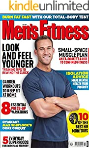 Men's Fitness - Look and Feel Younger (English Edition)