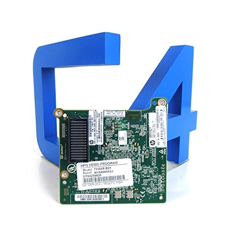 パンフレットハードリング型HP 651281-b21 – HP qmh2572 8 GBファイバ?チャネルホストバスアダプタfor BladeSystem c -