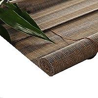CHAXIA 竹ロールスクリーン ブラインド 通気性 日焼け止め 家庭 ティールーム 断つ レトロ、 3色 カスタマイズ可能 (色 : C, サイズ さいず : 100×180cm)