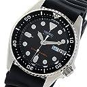 セイコー ダイバー 自動巻き レディース 腕時計 SKX013K ブラック 並行輸入品