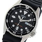 セイコー SEIKO ダイバー 自動巻き レディース 腕時計 SKX013K ブラック [並行輸入品]