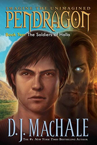 Download The Soldiers of Halla (Pendragon Book 10) (English Edition) B001NLKTFG