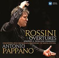 Rossini: Overtures by Orchestra Dell'accademia Nazionale di Santa Cecilia