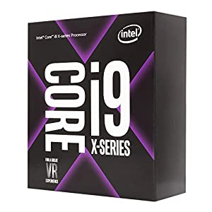 Intel CPU Core i9-7900X 3.3GHz 13.75Mキャッシュ 10コア/20スレッド LGA2066 BX80673I97900X 【BOX】