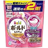 ボールド 洗濯洗剤 ジェルボール3D 癒しのプレミアムブロッサムの香り 詰め替え 超特大 34個入