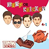 BEEF or CHICKEN(通常盤)
