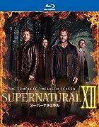 SUPERNATURAL XII ブルーレイ コンプリート・ボックス(4枚組)