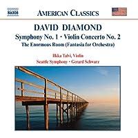 Symphony 1 / Violin Cto 2 / Enormous Room