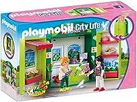 PLAYMOBIL (プレイモービル) Flower Shop Play Box Building Kit(並行輸入品)