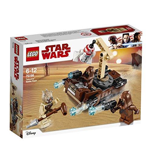 レゴ(LEGO) スター・ウォーズ タトゥイーン™ バトルパック 75198