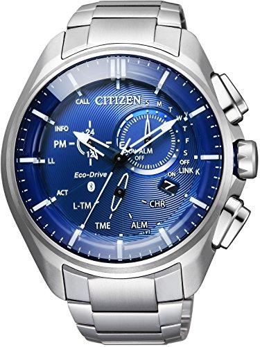 [シチズン]CITIZEN 腕時計 エコ・ドライブ Bluetooth スーパーチタニウムモデル BZ1040-50L メンズ