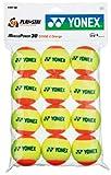 ヨネックス(YONEX) テニス ボール ジュニア専用 マッスルパワーボール30 オレンジ  TMP30