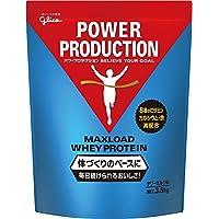 グリコ パワープロダクション マックスロード ホエイプロテイン サワーミルク味 3.5kg