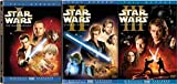 Star Wars Prequel Trilogy (Full Screen Edition)