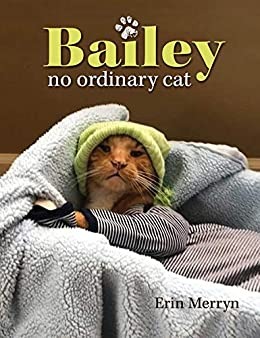 Bailey, No Ordinary Cat by [Merryn, Erin]