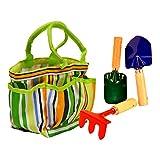 G & F Products JustForKids Kids Garden Tool Set Toy
