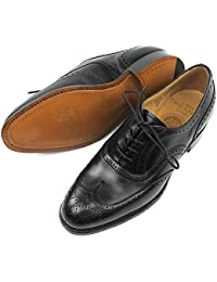 CHEANY MILLY BLACK 5793/86 ウィングチップ シューズ