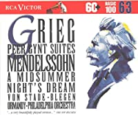 Peer Gynt Suites / Midsummer Night's Dream
