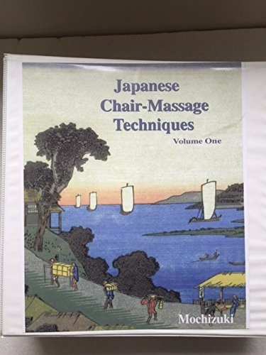 Japanese Chair-Massage Techniq...