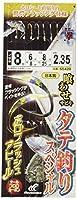 ハヤブサ(Hayabusa) 活き餌一撃 喰わせサビキ タテ釣りスペシャル ホロフラッシュアピール 12-10