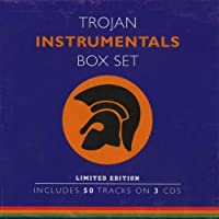 Trojan Instrumentals Box Set by Various Artists (1999-04-20)