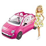 【Amazon.co.jp限定】 バービー(Barbie) フィアット 500 【3歳~】 GXR57